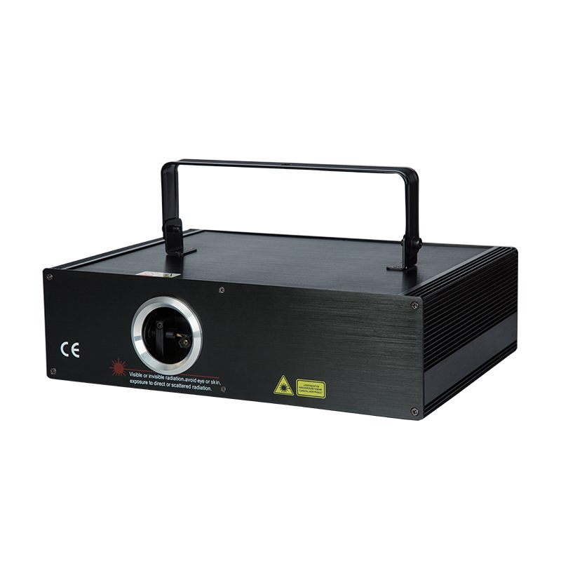 KZ-1W full color moving laser light