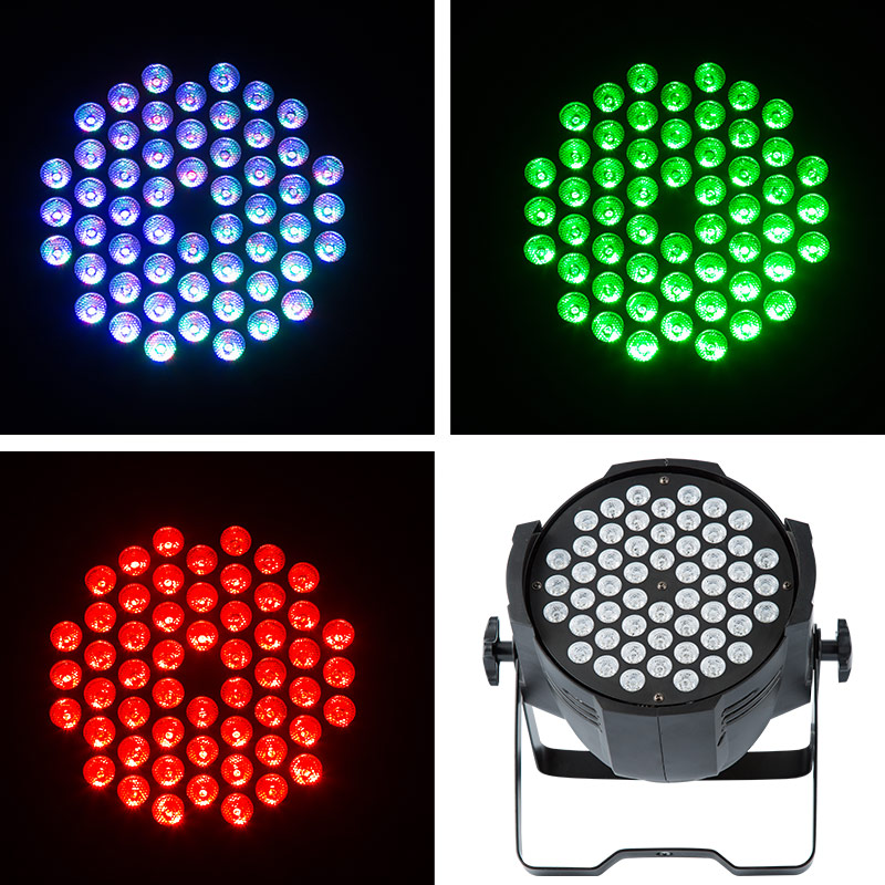 KZ-RGB331 LED 3 in 1 led par light