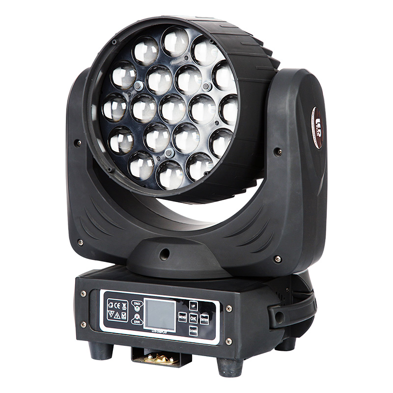 KZ-19*15W moving head dye light