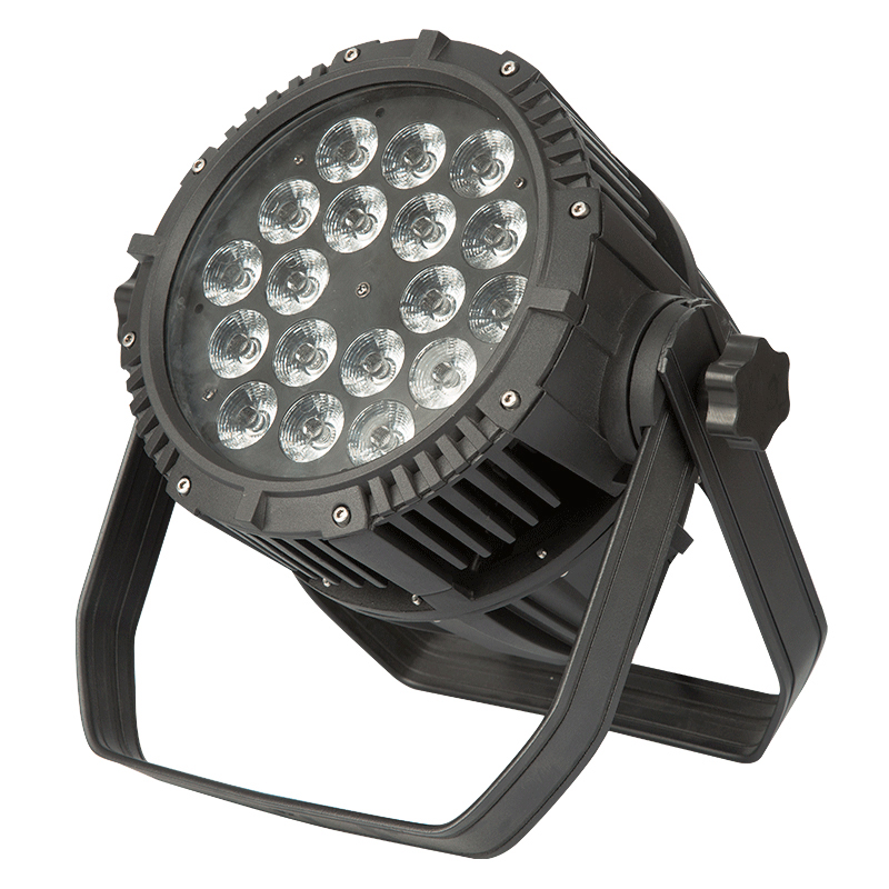 KZ 18*15W LED RGBW waterproof par light-4 in 1