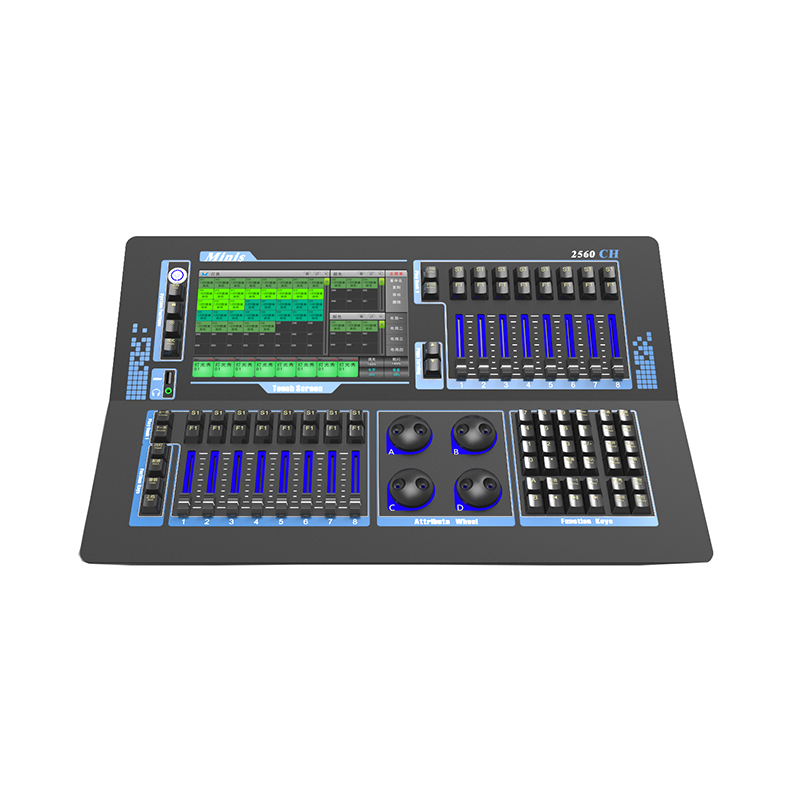 KZ-lighting Console Touch 1Minis